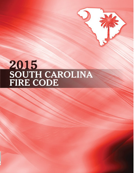 South Carolina Fire Code 2015