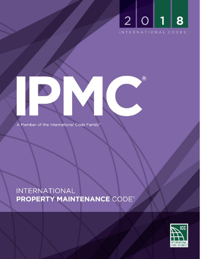 2018 International Property Maintenance Code