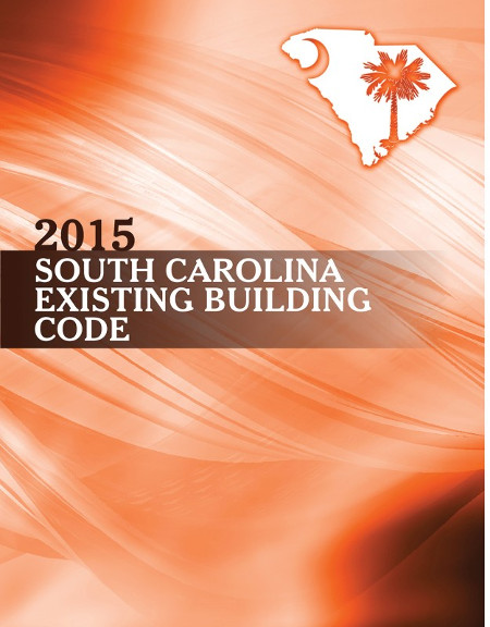 South Carolina Existing Building Code 2015
