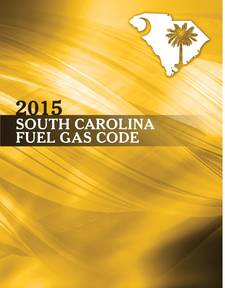 South Carolina Fuel Gas Code 2015