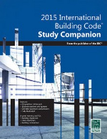 International Building Code (IBC) Study Companion 2015