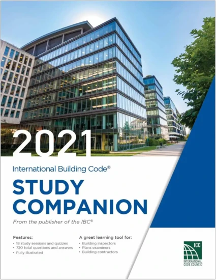 2021 International Building Code Study Companion