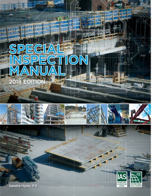 Special Inspection Manual, 2018