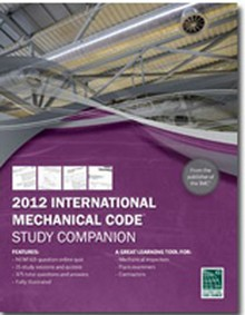 2012 International Mechanical Code (IMC) Study Companion