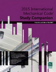 International Mechanical Code (IMC) Study Companion 2015