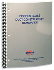 SMACNA - Fibrous Glass Duct Construction Standards