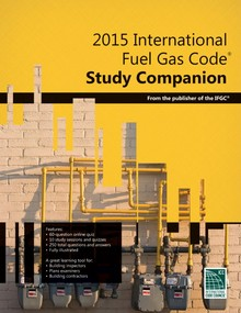 International Fuel Gas Code (IFGC) Study Companion 2015