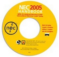2005 NEC - National Electrical Code Handbook on CD-ROM