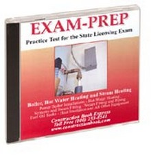 Exam - Prep Boiler, Hot Water Heating and Steam Fitting, Question and Answer Learning Tool