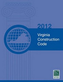 2012 Virginia Construction Code