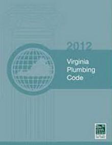2012 Virginia Plumbing Code
