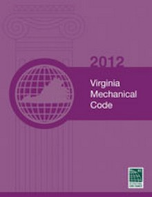 2012 Virginia Mechanical Code