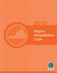 2012 Virginia Rehabilitation Code