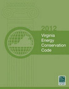 2012 Virginia Energy Conservation Code