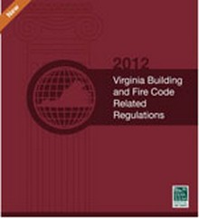 2012 Virginia Building and Fire Code Related Regulations