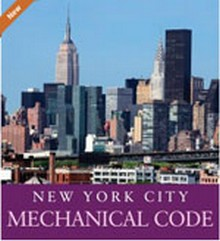 2014 New York City Mechanical Code