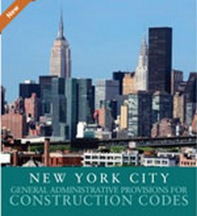 2014 New York City General Administrative Provisions for Construction Codes