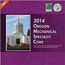 2014 Oregon Mechanical Specialty Code