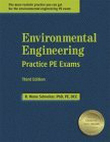 Environmental Engineering Practice PE Exams, 3rd Edition