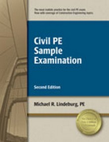 Civil PE Sample Examination (CESX2), 4th Edition
