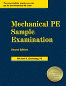 Mechanical PE Sample Examination (MESX2), 2nd Edition