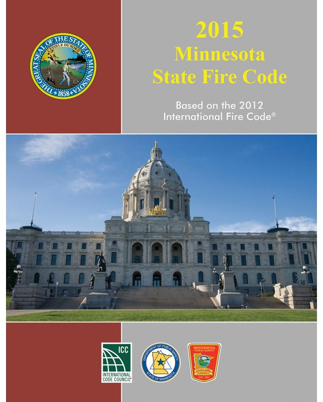 2015 Minnesota Fire Code