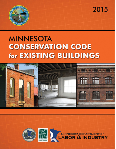 Minnesota Conservation Code for Existing Buildings 2015