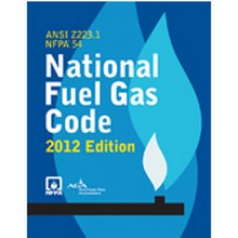 NFPA 54 - National Fuel Gas Code, 2012 Edition