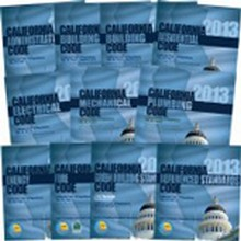 2013 California Codes Complete Collection
