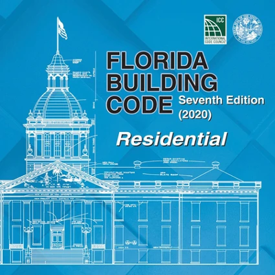 Florida Building Code - Residential, Seventh Edition (2020)