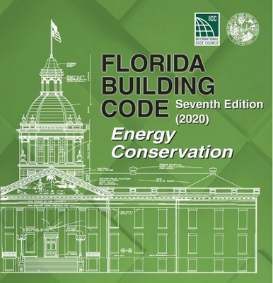 Florida Building Code - Energy Conservation, Seventh Edition (2020)