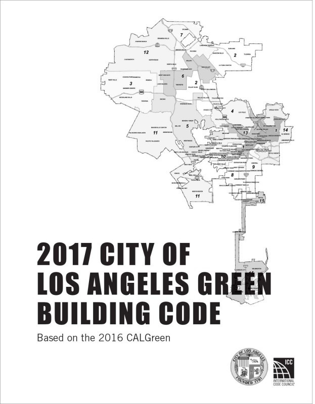 2017 City of Los Angeles Green Building Code Amendments