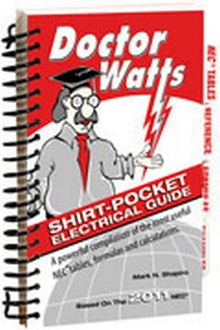 2011 Dr. Watts Pocket Electrical Guide