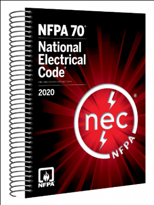 NATIONAL ELECTRICAL CODE Spiral 2020