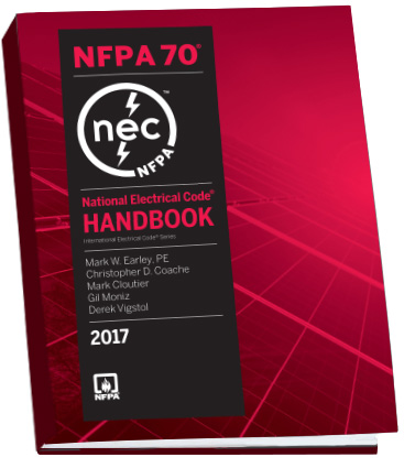 2017 NEC - National Electrical Code Handbook