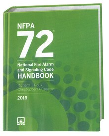 NFPA 72 - National Fire Alarm Code 2016, Handbook