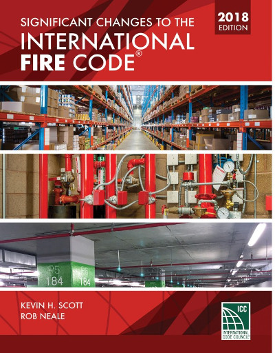 2018 Significant Changes to the International Fire Code