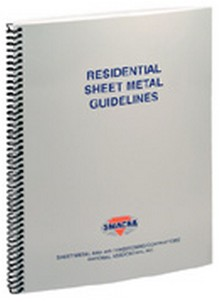 SMACNA - Residential Sheet Metal Guidelines 2001