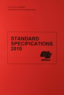 Caltrans Standard Specifications 2010