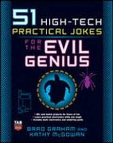 51 High-Tech Practical Jokes for the Evil Genius