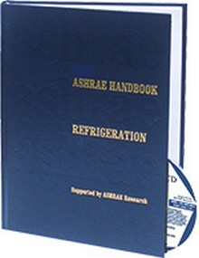 ASHRAE Handbook - Refrigeration 2014 (I-P) with CD-ROM