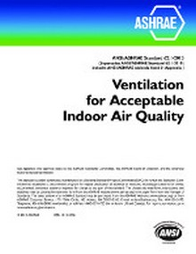 ASHRAE Standard 62.1-2013 - Ventilation for Acceptable Indoor Air Quality