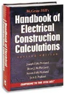 Handbook of Electrical Construction Calculations, Revised Edition (Print on Demand)