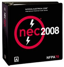 2008 NEC - National Electrical Code, Looseleaf Edition