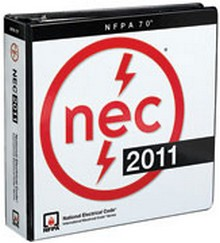 2011 National Electrical Code (NEC), Looseleaf