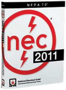 2011 National Electrical Code (NEC), Paperback