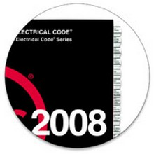 2008 NEC - National Electrical Code Tabs (For Paperback, Looseleaf & Handbook)