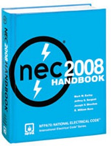 2008 NEC - National Electrical Code Handbook