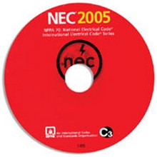 2005 NEC - National Electrical Code on CD-ROM