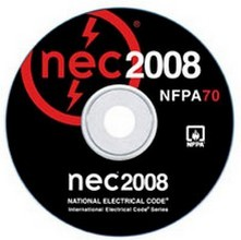 2008 NEC - National Electrical Code, CD-ROM